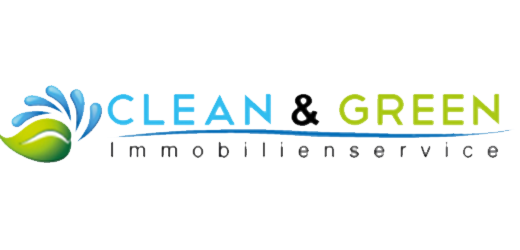 Logo Clean & Green Immobilienservice